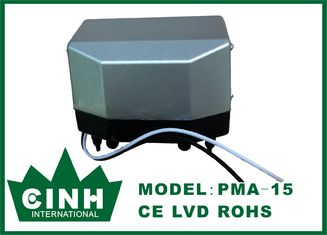 China Air Bed / Cloth Double Diaphragm Air Pump Low Vibration 10W 30KPA 50Hz / 60Hz supplier
