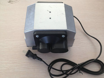China Low Pressure Linear Dual Diaphragm Air Pump For Fish Tank 120SCFH 4.5PSI supplier
