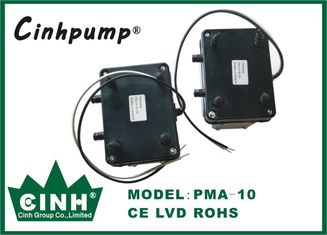 China Black Color High Output Micro Diaphragm Air Pump With Long Service Lifetime supplier