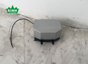 China 30SCFH Portable Dual Diaphragm Air Pump For Atmospheric Detection supplier