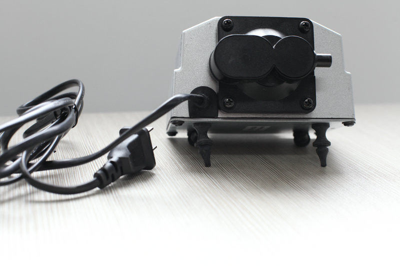 ac 220v 24v micro air pump for ozone generator mini vacuum pumps 25l m 25kpa. Black Bedroom Furniture Sets. Home Design Ideas