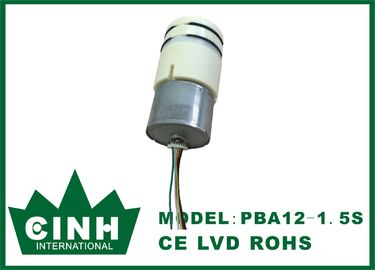China 12V 1.5L / M Mini DC Air Pump Continuously Working Day And Night distributor